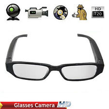 HD 720P Spy Camera Hidden Glasses Eyewear DVR Video Recorder Cam Camcorder DV 1P