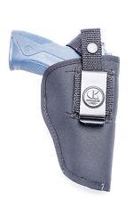 Nylon IWB Inside Pants & OWB Belt Holster for Ruger P94 97 KP345