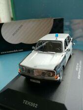 Volvo 144 swiss police Zürich IXO