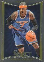 2012-13 Select Basketball #80 Carmelo Anthony New York Knicks