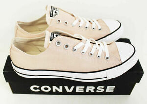 NIB CONVERSE Men's Chuck Taylor All Star CTAS Particle Beige 11.5 Sneakers Shoes