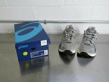 ASICS Gel Evolution 6 Gray Women's Running Shoes US Size 9.5 9-1/2 Wide