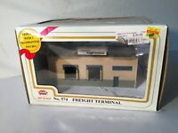 Model Power HO scale #574 freight terminal