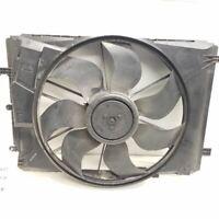 2013 Mercedes C250 C300 Cooling Fan Motor Radiator 2049066802
