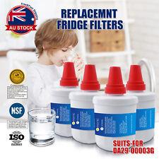 4x Compatible SAMSUNG DA29-00003G Fridge Water Filter Replacement Cartridge A