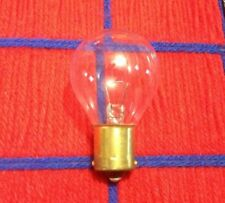 NEW 25 watt 10 volt 25s11/4sc railway signal light bulb 25w SCB 10v bayonet S11