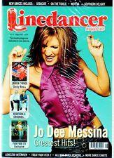 Linedancer Magazine Issue.87 - August 2003
