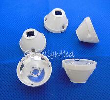 10pcs 15Degree 21mm Reflector Collimator LED Lens F Cree XM-L XM-L2 T6 U2 L2 LED