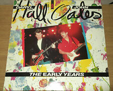 DARYL HALL & JOHN OATES  ~ The early years,UK LP in picture sleeve Showcase 1985