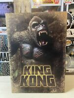 NECA New for 2020 REEL Toys - King Kong Deluxe Action Figure