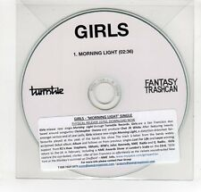 (GO20) Girls, Morning Light - DJ CD