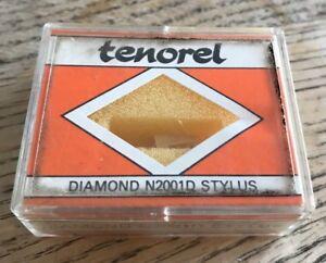NEW OLD STOCK VINTAGE ORIGINAL TENOREL DIAMOND STYLUS FOR TENOREL N2001/ 2001D