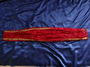 "ULTRA RARE Xena Prop - Cortese's (Michael Lawrence) Cloth Belt From ""Death Mask"""