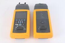Fluke DSP-4000 Cavo Analizzatore E DSP-4000SR Smart Remoto W/2x DSP-FTA410