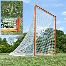 Practice Lacrosse Goal 6'H x 6'W x 7'D