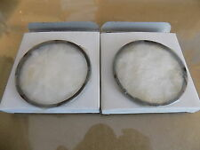 1970 71 72 73 Sachs SA2-440 Piston Ring Sets x2_std_Arctic Cat_Alouette_Skiroule