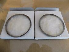 1970 71 72 73 Sachs SA2-440 Piston Ring Sets x2_std_Arctic Cat_Alouette_Skiroule