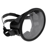 6,3x5 Zoll Schnorchel Maske Taucherbrille Schnorchelausrüstung Silikon