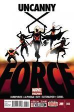 Uncanny X-Force #6 (Vol 2)
