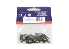 36-053 Bachmann Mk1 Wide Large Couplings NEM Shaft - 10 Pack - OO HO Gauge - New