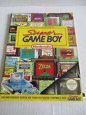 Der offizielle NINTENDO Spieleberater Super GAME BOY