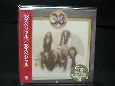 38 SPECIAL ST JAPAN SHM MINI LP CD Lynyrd Skynyrd Van Zant U.S. Southern Rock