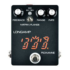 LongAmp Roxanne Deluxe Electric Mistress Flanger Pedal