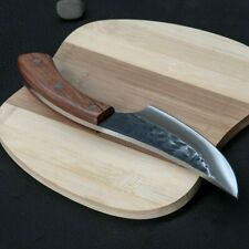 Hunters CHEF KNIFE Steel Kitchen Handmade Knives Forged High-carbon HAND-MADE