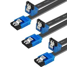 More details for sata cable iii, benfei 3 pack sata cable iii 6gbps 90 degree right angle with