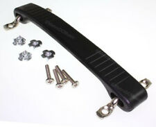 Black Dogbone Amplifier Handle Strap with Hardware for Fender & Other Molded NEW