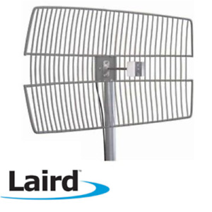 Laird Technologies GD5W-28P-NF 4940-5850MHz Wideband Grid Dish Parabolic Antenna