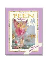 Feen Puzzlebuch von Shirley Barber (2010, Gebunden), Fee, Mädchen, Puzzle
