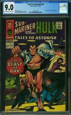 Tales to Astonish #84 CGC 9.0 -- 1966 - Sub-Mariner Hulk Colan Ayers #2024577017