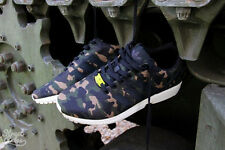"Adidas ZX ""Milan"" Flux Mens Shoes  Forest Camo Black  B34139 Yeezy Size 12"