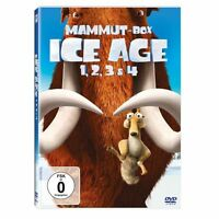 Ice Age 1-4 (Box-Set) (neu + OVP)