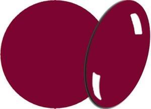 """N+M PREMIUM-FARB- UV- Gel 5ml """"PURPURROT"""" Deckend, kein Aufrühren, für Pinse"""