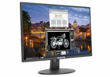 Sceptre E225W-19203R 22in. Ultra Thin 1080P LED Monitor  - Metallic Black