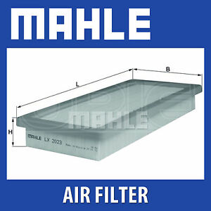 Mahle Air Filter LX2023 - Fits BMW Mini, Peugeot 207,308 - Genuine Part
