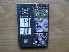 NFL: The New York Jets - Best Games of the 2009 Season (DVD, 2010, 3-Disc Set)