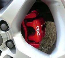 6x Opc Aufkleber für Bremssätte Emblem Logo Cors Astra Zafira Insignia Vectra