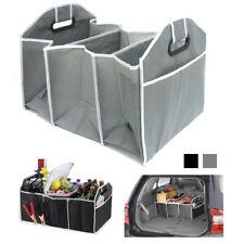 Collapsible Folding Trunk Organizer Caddy Car Auto Truck Storage Bin Bag New !