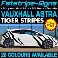 VAUXHALL ASTRA TIGER STRIPES GRAPHICS STICKERS DECALS VXR MK3 MK4 MK5 MK6 MK7