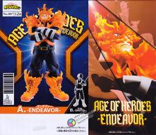 My Hero Academia Endeavor Figure Age of Heroes Vol. 7  by Banpresto