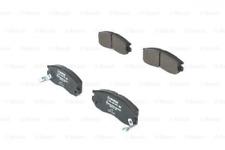 Bremsbelagsatz, Scheibenbremse für Bremsanlage Vorderachse BOSCH 0 986 460 979