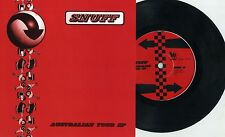 "Snuff - Australian Tour EP 7"" 1999 TOUR RELEASE Toy Dolls Leatherface Wat Tyler"