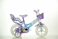 12 Zoll FROZEN Eisprinzessin Kinderrad Spielrad Rad Fahrrad Bike Dino