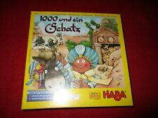 HABA® 4287 Lauf-Sammelspiel 1000 und ein Schatz NEU OVP