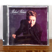 Robert Palmer Don't Explain 18 Tracks CD 90 EMI Playgraded