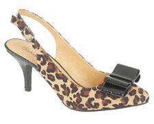 Anne Michelle Women's Textile Heels