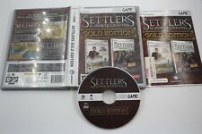 PC SETTLERS GOLD EDITION COMPLETO PAL ESPAÑA